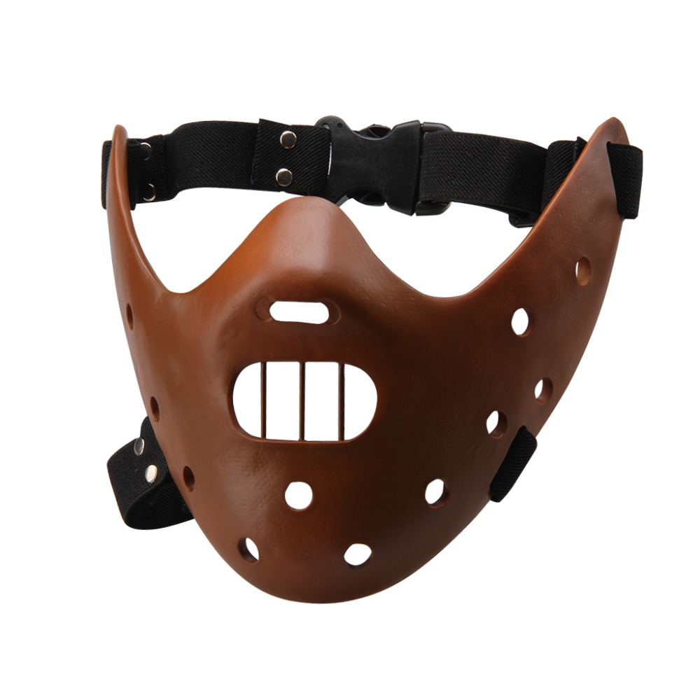 New Silence of the Lambs Hannibal Lecter Resin Mask Craft ...