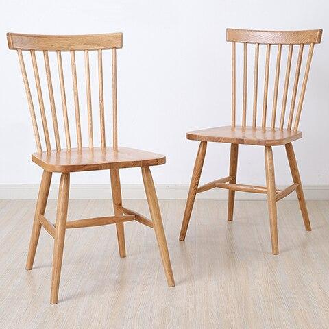 nordic Amerikaanse landelijke stijl meubelen, massief hout ...