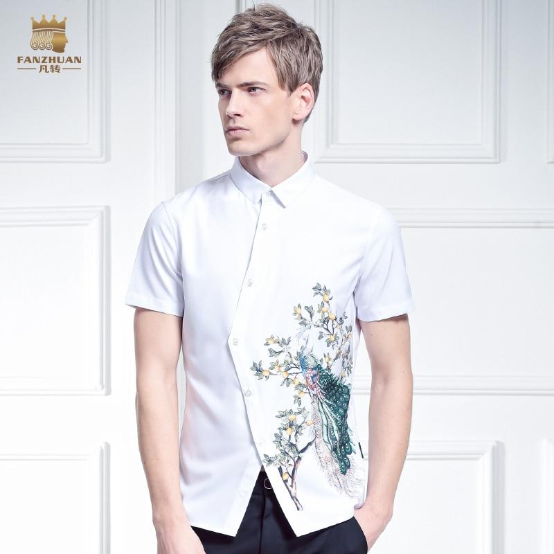 Fanzhuan Transporti falas Mashkull i ri Verë e modës rastësore, - Veshje për meshkuj - Foto 5
