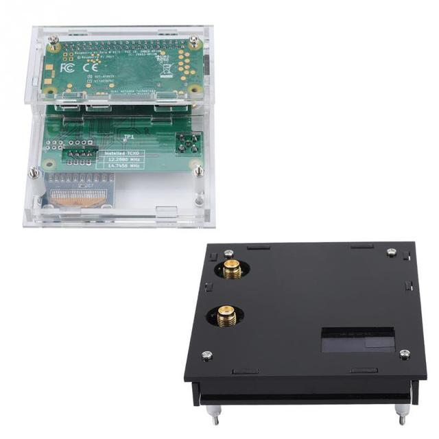 US $78 39 |High Quality Dual Repeater Duplex Hotspot Module Antenna Case  Kit For MMDVM Raspberry Pi DIY OLED-in Wired Routers from Computer & Office