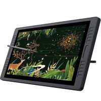 HUION KAMVAS GT-221 8192 רמות פרו עט Tablet ציור תצוגת צג IPS מסך HD LCD מפתחות עיתונות 10-21.5 אינץ