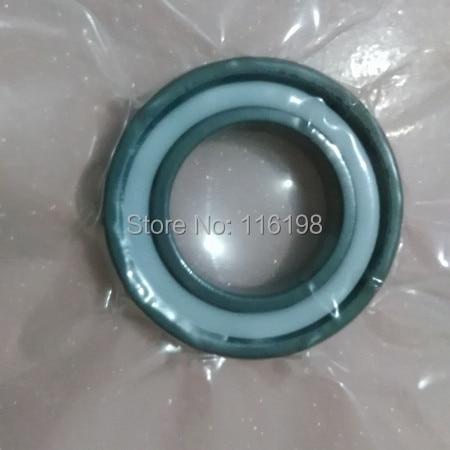 7006 7006CE SI3N4 full ceramic angular contact ball bearing 30x55x13mm free shipping 6806 full si3n4 p5 abec5 ceramic deep groove ball bearing 30x42x7mm 61806 full complement
