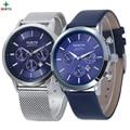 Men Watch Sport Waterproof Quartz Wristwatch Stainless Steel Relojes Hombre 2016 XFCS Male Clock Luxury Brand Business Watch Men