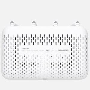Image 3 - Xiao mi mi WIFI Router 4 WiFi Repeater 1167 Mbps Dual Band Dual Core 2.4G 5 Ghz 802.11ac Bốn anten ỨNG DỤNG Điều Khiển Bộ Định Tuyến Không Dây