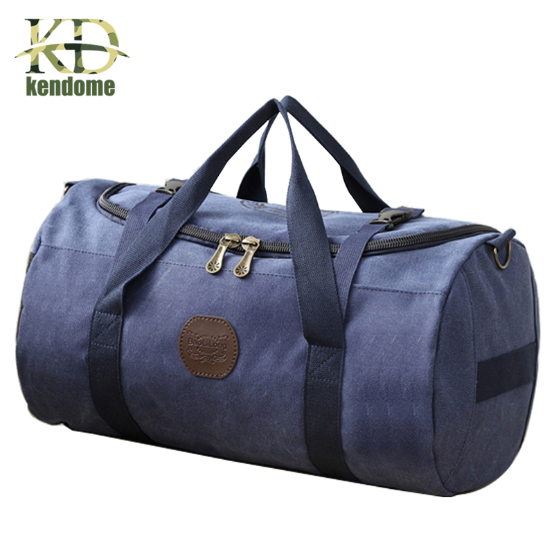 2018 Hot Canvas Sport Bag Training Gym Bag Men Woman Fitness Bags Durable Multifunction Handbag Outdoor Sporting Tote For Male