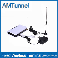GSM FWT Fixed Wireless Terminal For Connecting Desktop Phone To Make Phone Call Or PSTN Burglar