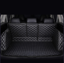 HeXinYan Custom Car Trunk Mat for Geely all models Emgrand GS GL GC9 Yuanjing GX7 NL-3 auto accessories car styling cargo liner