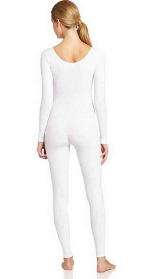 คุณภาพสูง Spandex Zentai ผิวแน่น Jumpsuit Unisex Zentai Bodysuit เครื่องแต่งกายสำหรับสตรี Unitard Dancewear