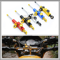 for CNC Damper Steering StabilizerLinear Reversed Safety Control Over for z800 z750 yamaha r6 mt07 fz6 r3 ninja 300 mt 09 xj6