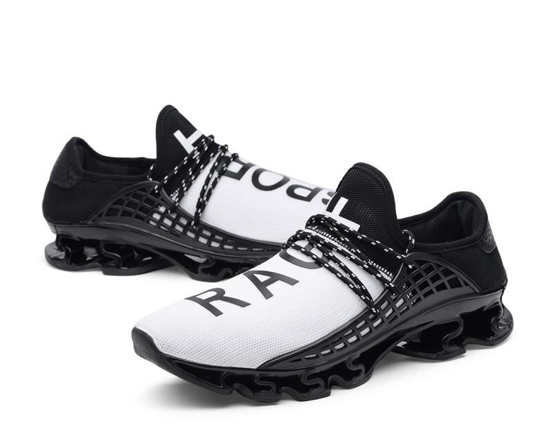 18 New Breathable QIYHONG Men Sneakers Unisex Couple Shoes Basket Femme Hard-Wearing Tenis Feminino Male Footwear Plus Size 29