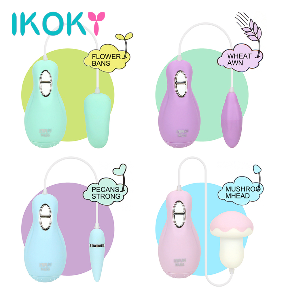 Aliexpresscom  Buy Ikoky Jumping Egg Vibrator Sex Toys -7566
