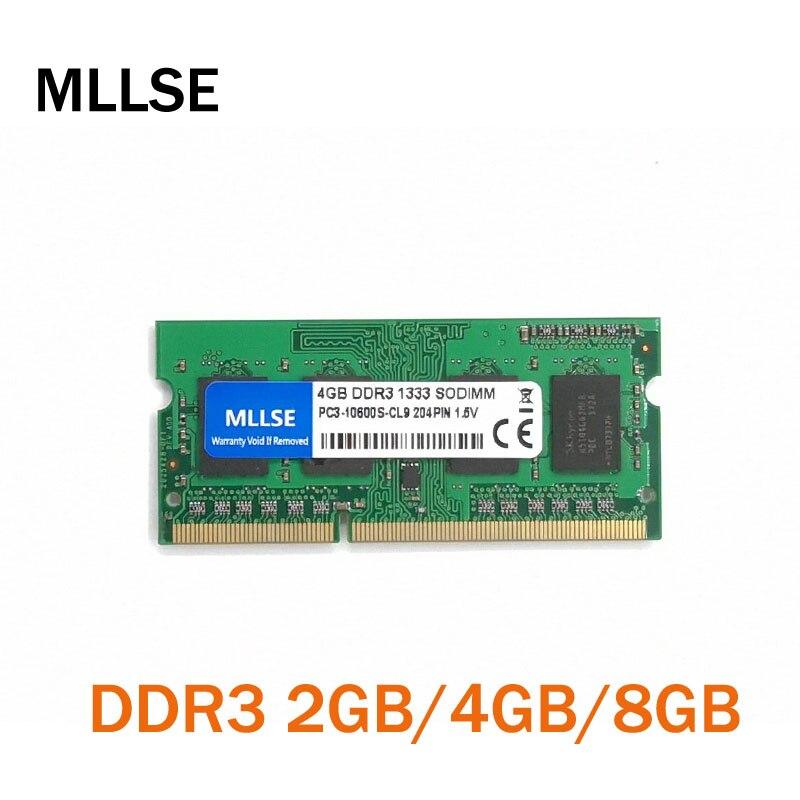 Новая герметичная оперативная память MLLSE SODIMM DDR3 1333 МГц 4 Гб, хорошее качество, совместима со всеми материнскими платами!