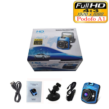 Original Podofo A1 Mini Car DVR Camera Full HD 1080P