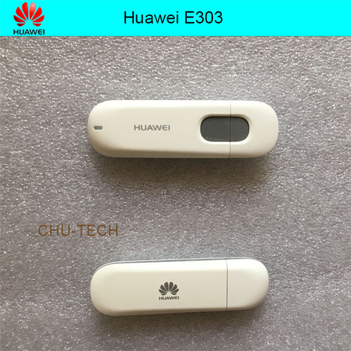 Unlocked original Huawei E303 7.2Mbps  3G HSDPA Modem And 3G USB Modem title=