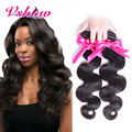 3Pcs Brazilian Virgin Hair Body Wave 8A Human Hair Weave Bundles V SHOW Hair Company Human Weaves Brazilian Body Wave