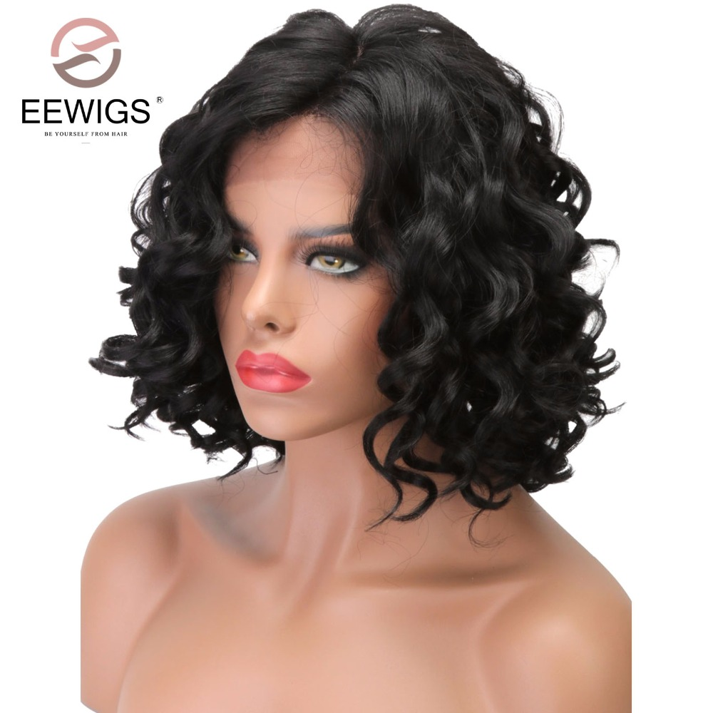lace hair style hair lace front wigs synthetic for glueless 4964