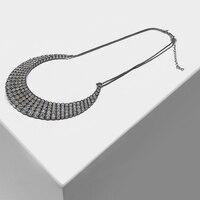 Amorita boutique Crescent design pendant fashionable ladies necklace