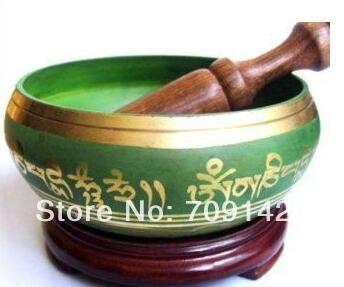 BRASS Vintage GIFT Asian Tibetan Copper