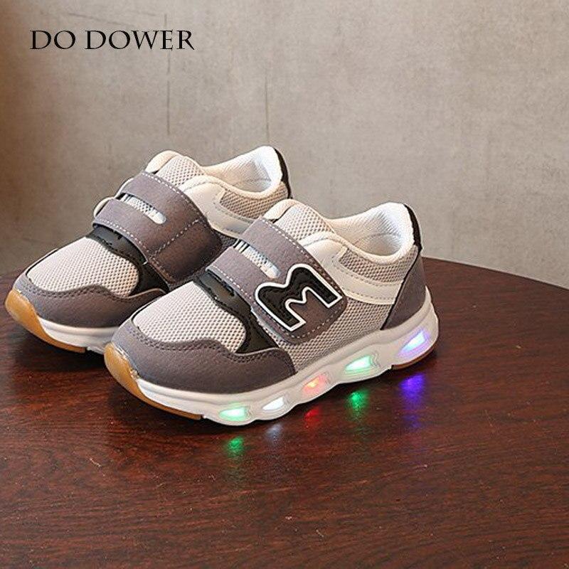 393d8517706 Žhavé tenisky Dětské boty děti Ledové boty se světlem LED Slipper ...