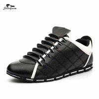 2017 남자 신발 운동화 보트 신발 통기성