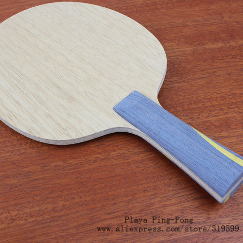 Playa PingPong Customizable like hurricane long 5 w968 structure table tennis rackets performance to price