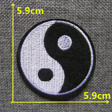 high quality 1pcs hot melt adhesive embroidery Applique Iron On military Patches clothing pants accessory patches stripes
