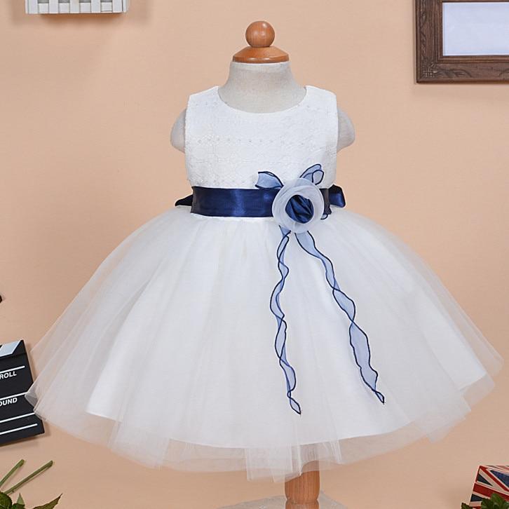 Aliexpress Buy 2017 1 Year Old Baby Girl Dress White