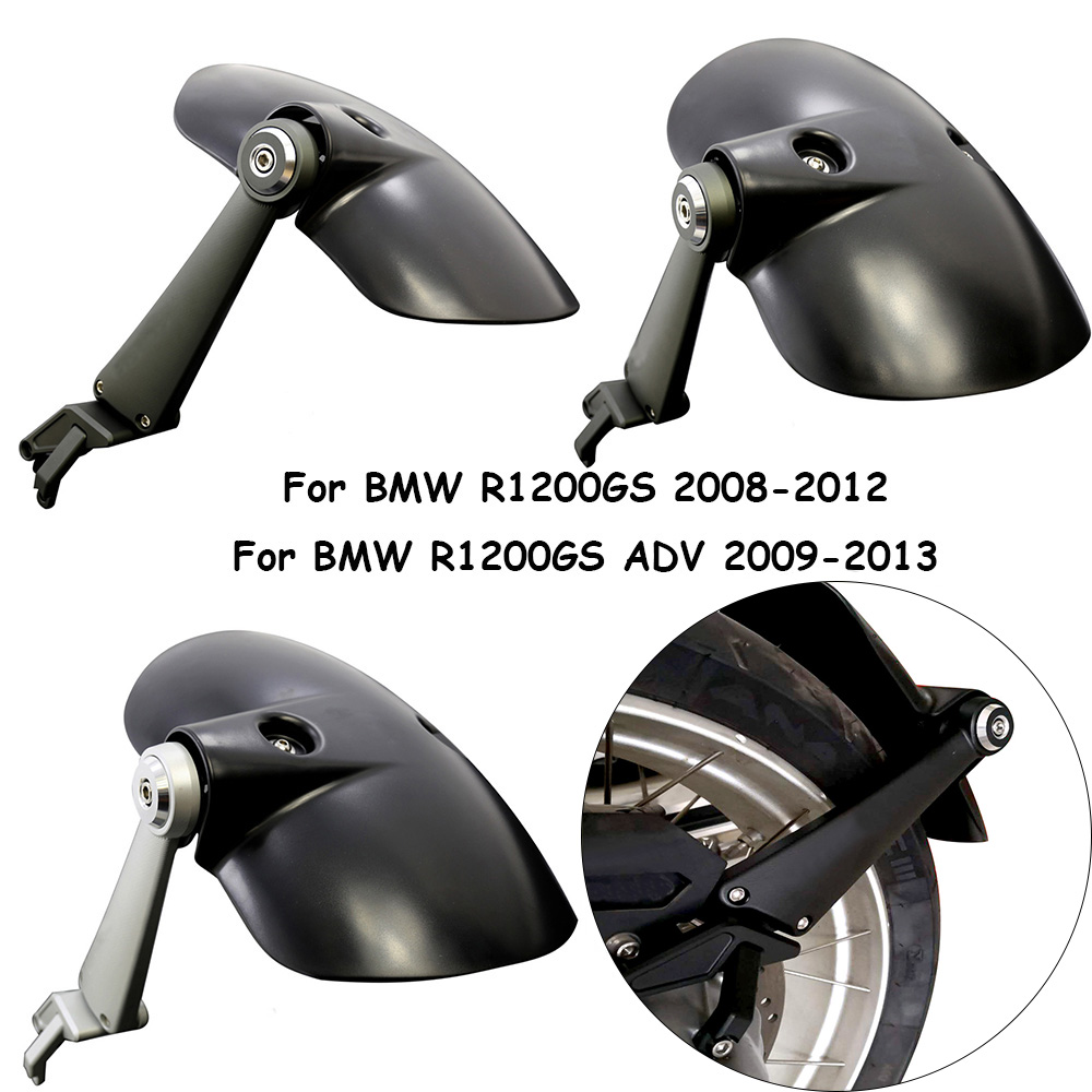 For BMW R1200GS Adventure R1200 GS R 1200 GS LC 2014-2018 Rear Fender Mudguard Tire Hugger Motorcycle Fender Wheel Hugger