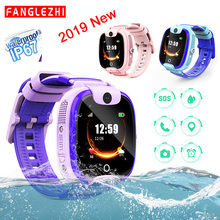DF08 Smart Watch Kids Smartwatch  IP67 Waterproof SOS Call Phone Child Positioning Touch Screen Android IOS PK Q50 Q90
