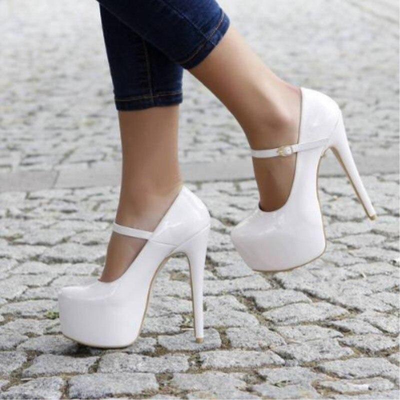 SHOFOO shoes,Beautiful fashion free shipping, Pu fabric, 14.5 cm high-heeled womens shoes, round to e pumps. SIZE:34-45SHOFOO shoes,Beautiful fashion free shipping, Pu fabric, 14.5 cm high-heeled womens shoes, round to e pumps. SIZE:34-45