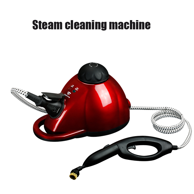 1pc Multifunctional high temperature and high pressure steam cleaners household commercial kitchen hood washing machine  220v 50hz 7l min washing machine portable high pressure household washing device