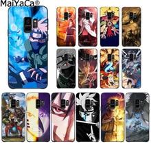 MaiYaCa Pain Pain Hokage Naruto Kakashi rinnegan black Phone Case for Samsung S9 S9 plus S5 S6 S6edge S6plus S7 S7edge S8 S8plus