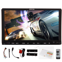 In Dash System Autoradio WiFi Navigation Auto 1080P RDS USB Radio 2 din Capacitive Android 5.1.1 Car DVD GPS navigation Stereo