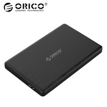 ORICO 2578U3 2.5 inch HDD Case USB3.0 Micro B External Hard Drive Disk Enclosure High-Speed Case for SSD Support UASP SATA III