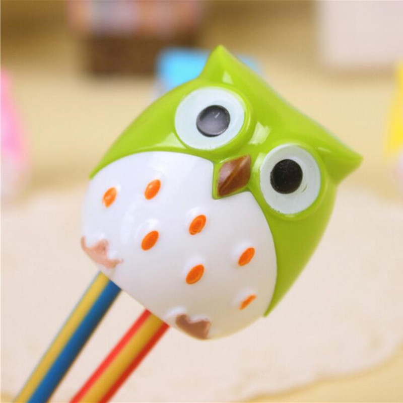 1Pcs Kawaii Owl Pencil Sharpener - Creative Gifts For Kids - $1.99 3
