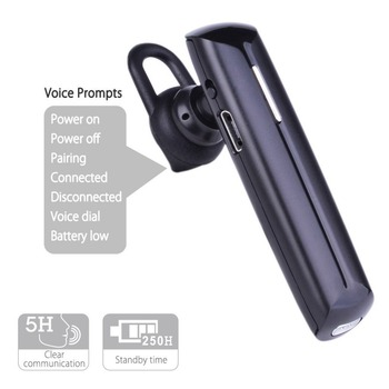 Avantree MULTIPOINT Bluetooth Earbuds V4.1 Wireless Headphones Handsfree Earphones with Mic and Car Holder Comfortable Fitting