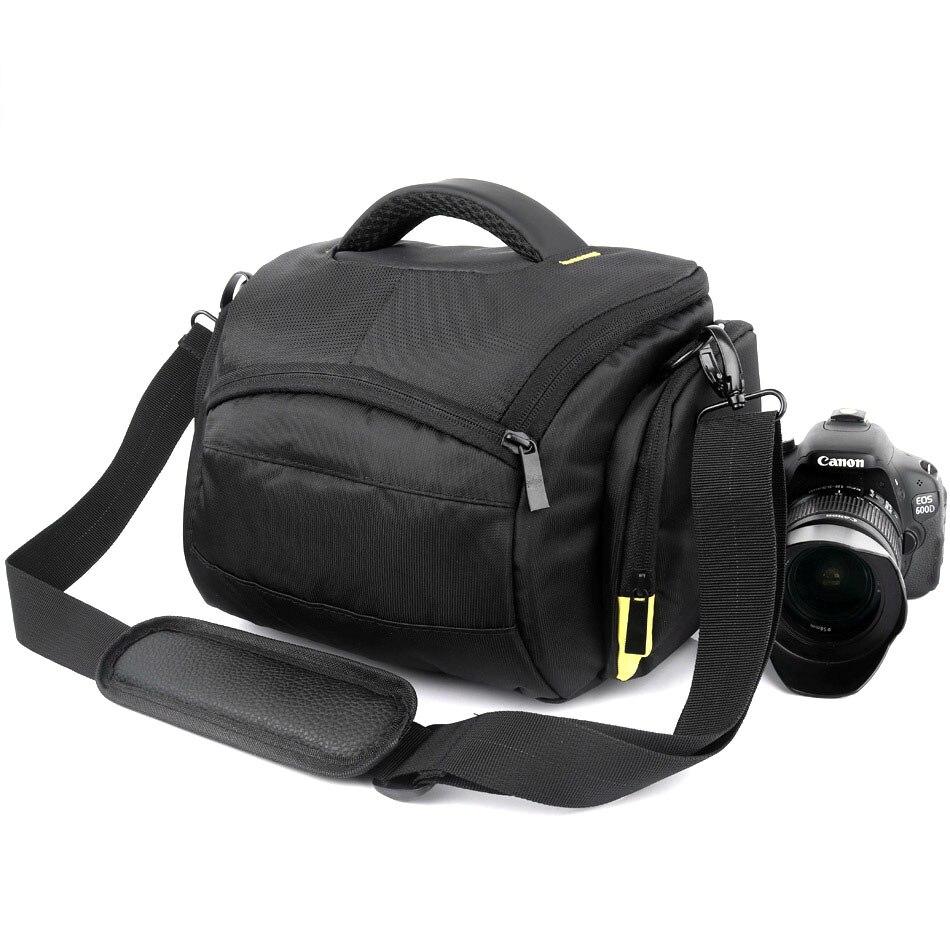 US $15 89 47% OFF|DSLR Camera Bag For Canon 700D 200D 750D 1300D 1200D 6D  7D 5D Mark II III Sony A7 II A7S III A9 Sony alpha a6000 Photo Bag Case-in
