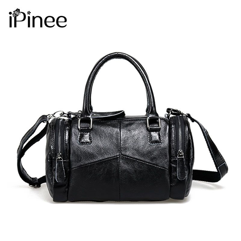 iPinee Hot Selling 2017 Crossbody Small Bags Genuine Leather Designer Handbags High Quality Free Shipping hot selling 2017nipon jjuya high quality genuine leather zippy wallets with dust bag and box free shipping