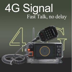 Image 4 - Anysecu 4G Android di Rete Ricetrasmettitore GPS Walkie Talkie 4G W2 Più POC mobile Radio Anysecu N60 Plus. Android Wifi Auto radio