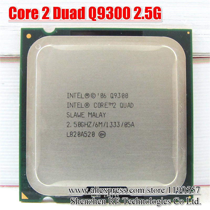INTEL R CORE TM 2 QUAD CPU Q9300 DRIVER FOR WINDOWS 10