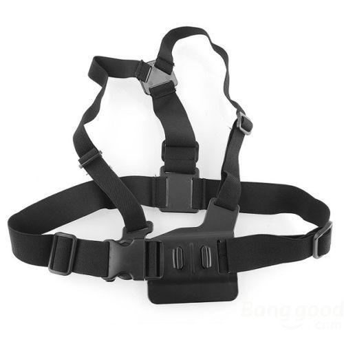 Adjustable GoPro Head Strap