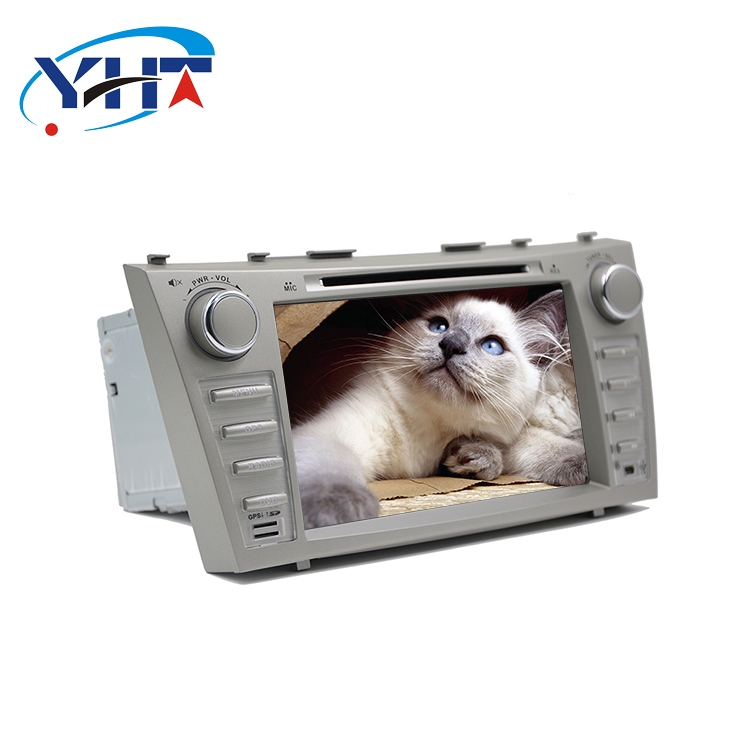 Pure Android 7.1 Car dvd player for Togyota Camry 2007 2008 2009 2010 2011 Capacitive Screen 2 din 8 inch in dash car dvd