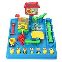 Waterpark Paradise Adventures Desktop Board Games For Kids Children Educational Toys Funny Gift