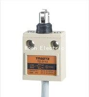 Tmaztz TZ 3113 IP67 4Wire Roller Lever Plunger Limit Switch SPDT NO NC Copper Wire 3M