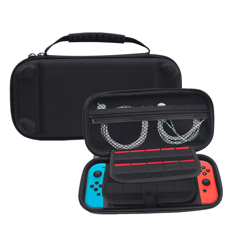Portable Hard Shell Case for Nintendo Switch Game Console Case EVA Carrying Storage Bag for Nintendo Switch NS Accessories