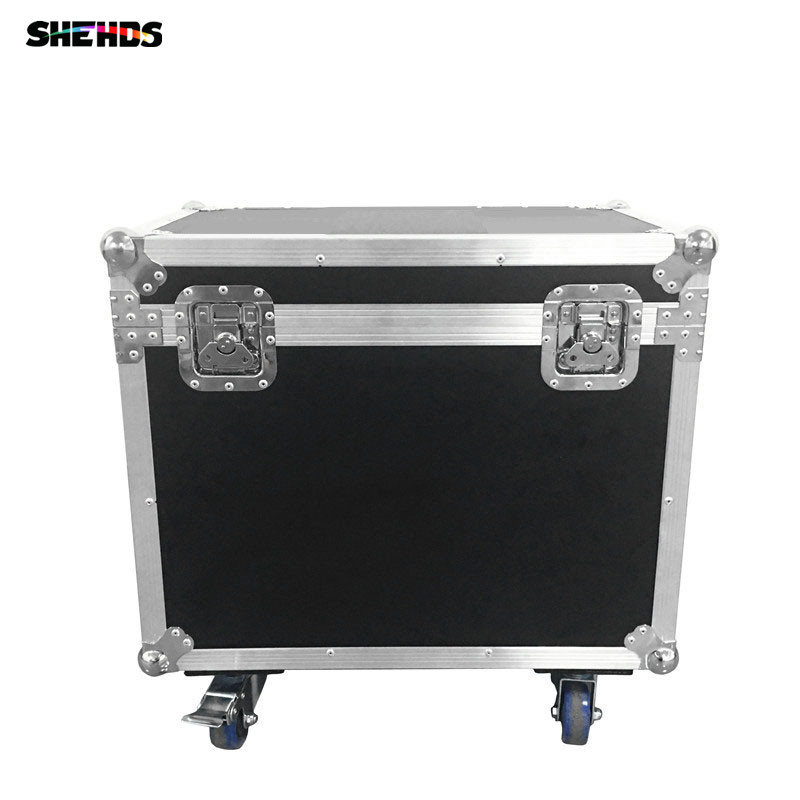 2 Pcs Or 4 Pcs Led Super Beam 4x25W With Flight Case Professional Stage Light Good For Stage DJ Disco Clubs & Home Party