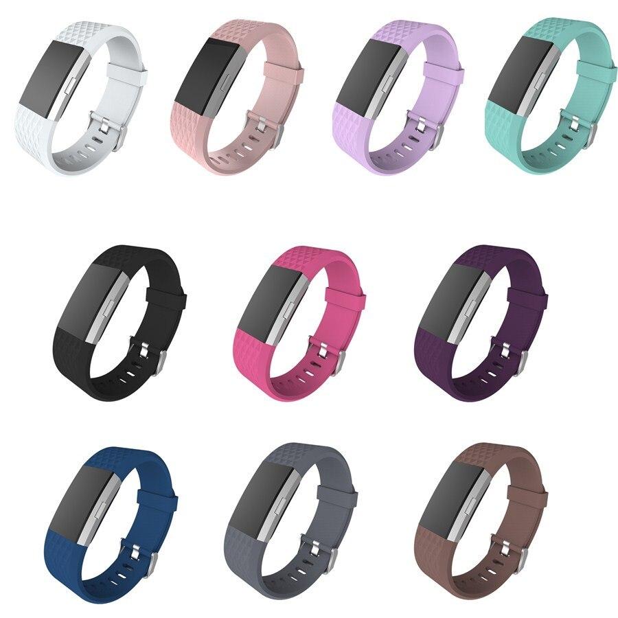 Купить на aliexpress Аксессуары для браслета FitBit Charge 2 запасной браслет ремешок для браслета FitBit Charge 2 браслет на запястье