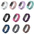 Vervanging Band Armband Zachte Siliconen Horloge Band Polsband Voor Fitbit Lading 2 Band Lading 2 Hartslag Smart