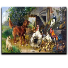 Алмазная 5d картина «сделай сам» вышивка с животными семейная