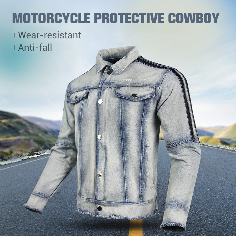2019 Motorcycle Jacket Denim Jacket Jacket Motorcycle Chaqueta Moto Jacket Protective Riding Racing Motorcycle Armor Protection2019 Motorcycle Jacket Denim Jacket Jacket Motorcycle Chaqueta Moto Jacket Protective Riding Racing Motorcycle Armor Protection